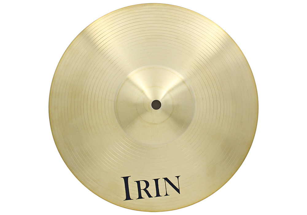 IRIN 20 Inch Ride Cymbal Brass Accessory For Drum Set