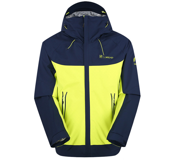 TOREAD Male Ultralight Outdoor Jackets Underarm Breathable Hole