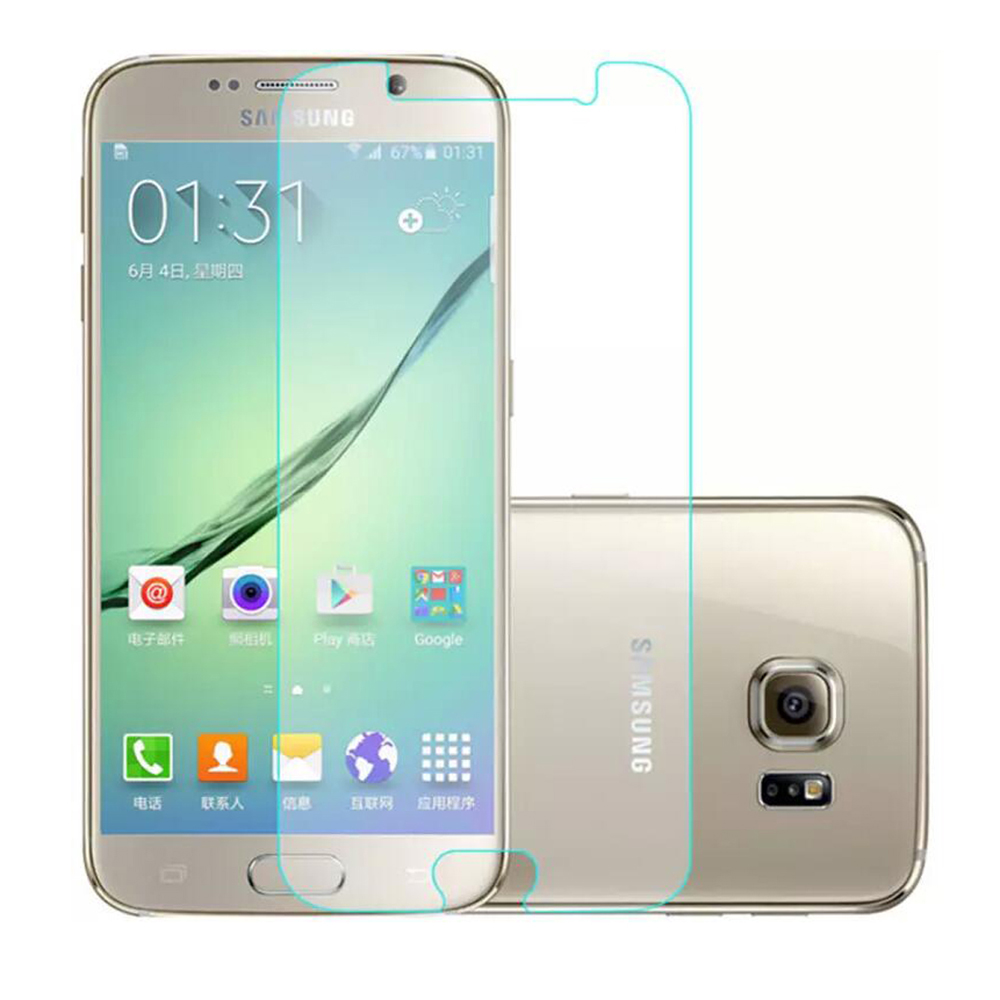 ASLING Protective Tempered Glass Screen Film for Samsung Galaxy S7 0.26mm Ultra-thin