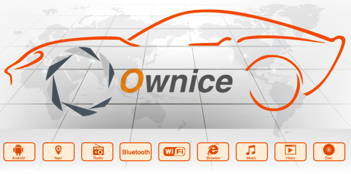 Ownice C200-OL-7956B 2 Din In-Dash 7.0 inch Car GPS DVD Multi-Media Player Android 4.4.2 RK3188 Cortex A9 Quad Core 2GB RAM 16GB ROM Bluetooth WiFi FM AM Touch Screen for BMW 3 M3