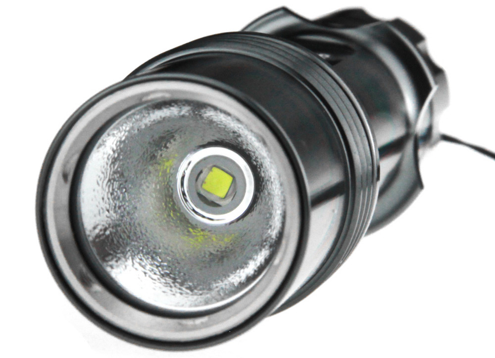 Ultrafire Cree XM - L2 U2 920LM Waterproof LED Torch Light