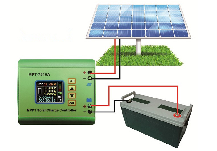 mppt solar charge controller manual