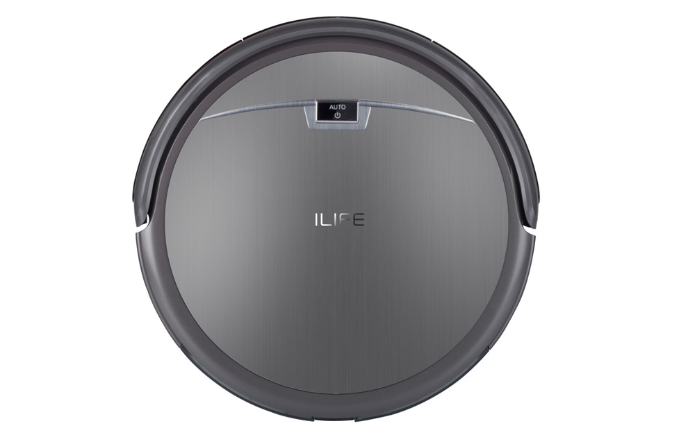 Coupon Deal) ILIFE A4 Smart Robotic Vacuum Cleaner: Multiple