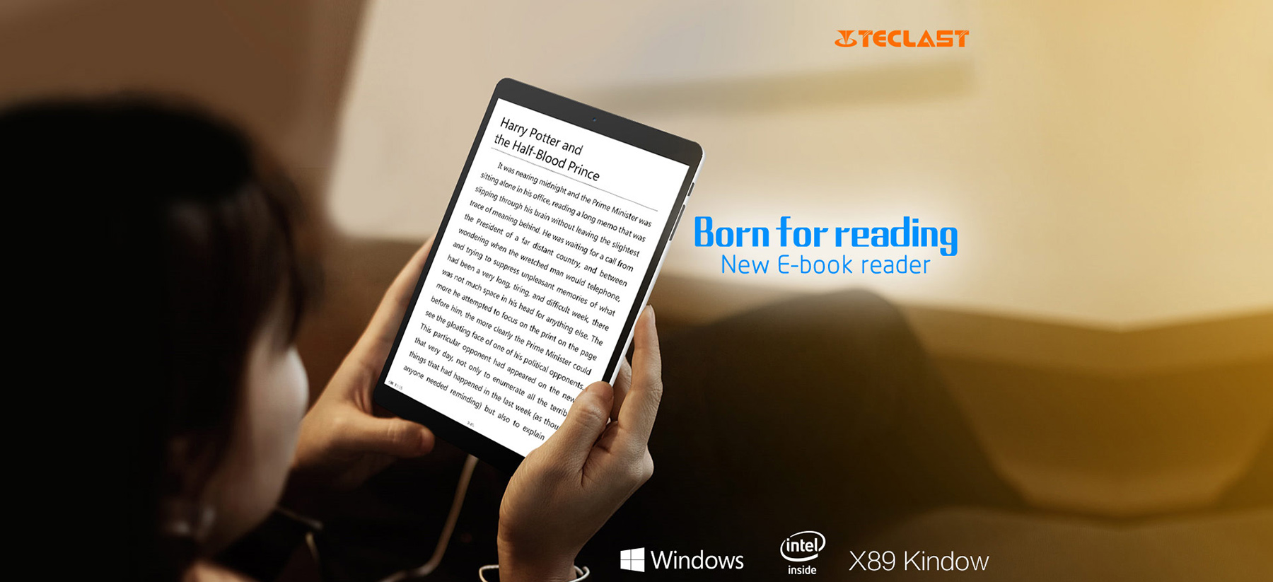 Teclast X89 Kindow Reader Tablet Pc 8346 Free Shipping Wire Christmas Lights Wiring Review Ebooks Windows 10 Android 44 75 Inch Ips Screen Intel