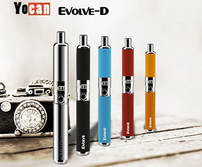 Original Yocan Evolve - D Dry Herb Kit