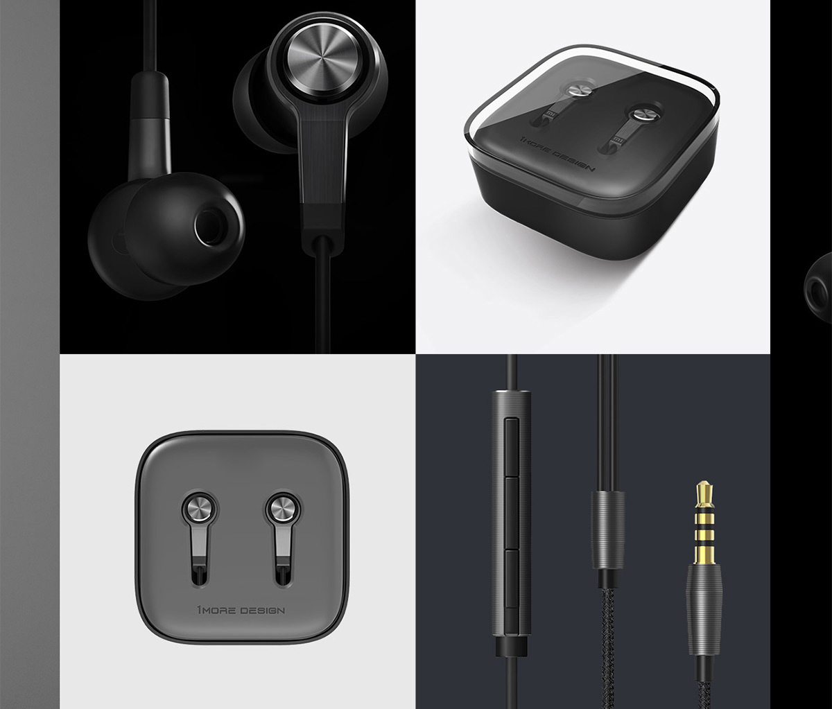 Original Xiaomi Piston Earphones with Microphone for MI2 MI2S MI2A iPhone Smartphones MP3 MP4 Computers -