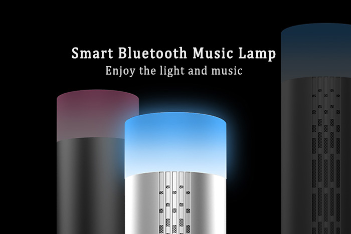 OVEVO Z3 Мелодия Smart Bluetooth LED Light Music Speaker