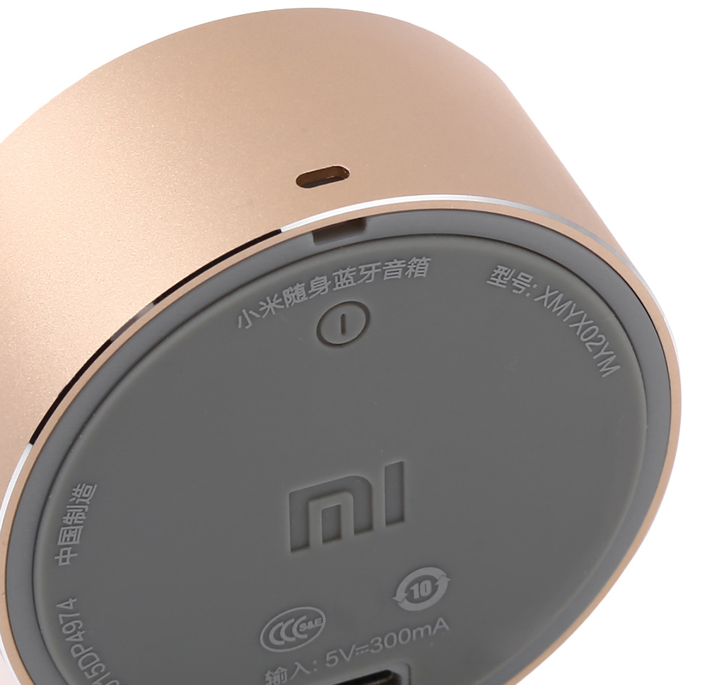 Original Xiaomi Mi Bluetooth 4.0 Speakers Wireless Audio Player Support Hands-free Phone Call