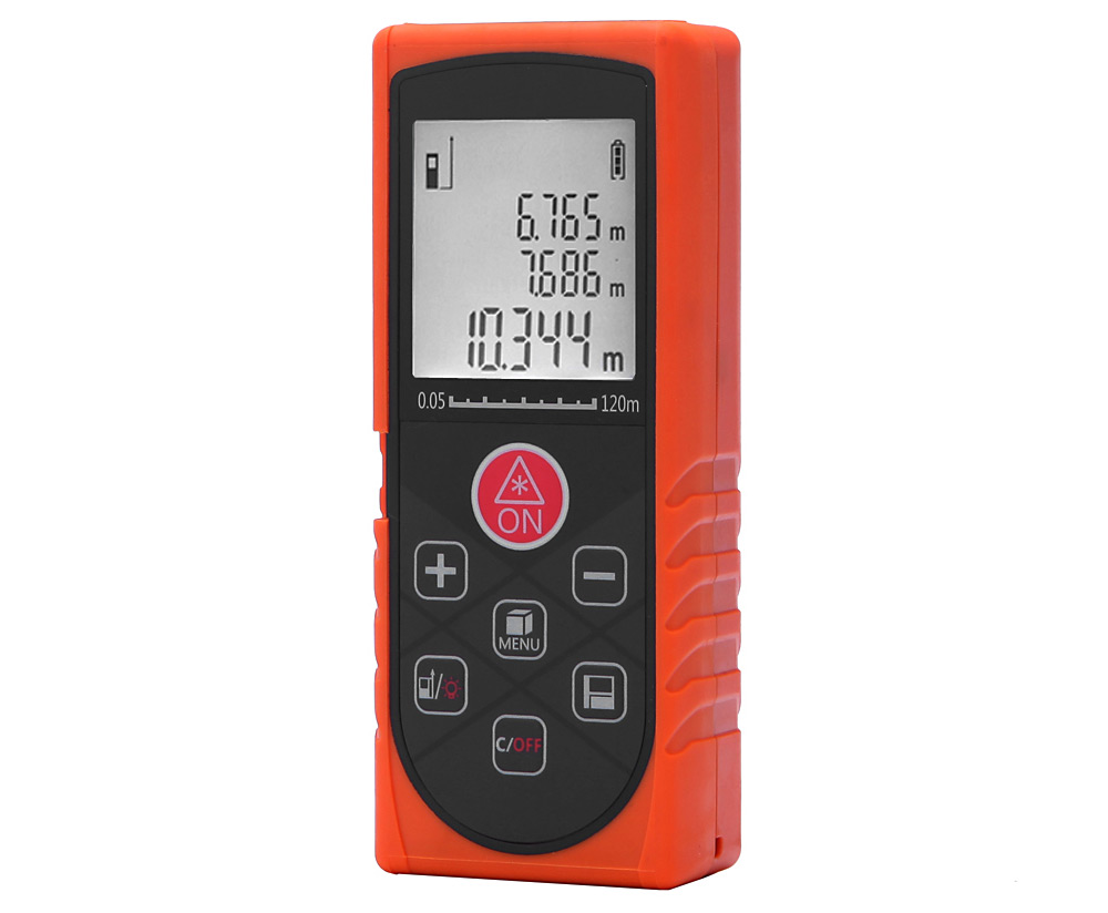 KXL-Q150 150m Handheld Laser Distance Meter Range Finder Electronic Measuring Devices Tool