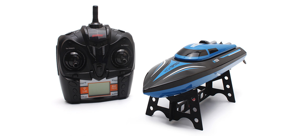 Skytech H100 2.4GHz 4 Channel High Speed Boat with LCD Screen