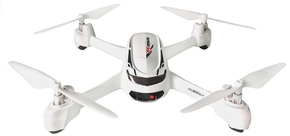 RADIOCONTROL WITH LCD MONITOR HEIGHT STABILIZER FPV HOME HUBSAN H502S X4 DESIRE QUARE DRONE WITH GPS HD CAMERA