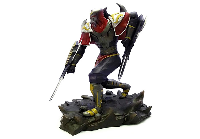 9 inch PVC Static Figure Model Online Video Game Collectible Figurine Toy- Colormix
