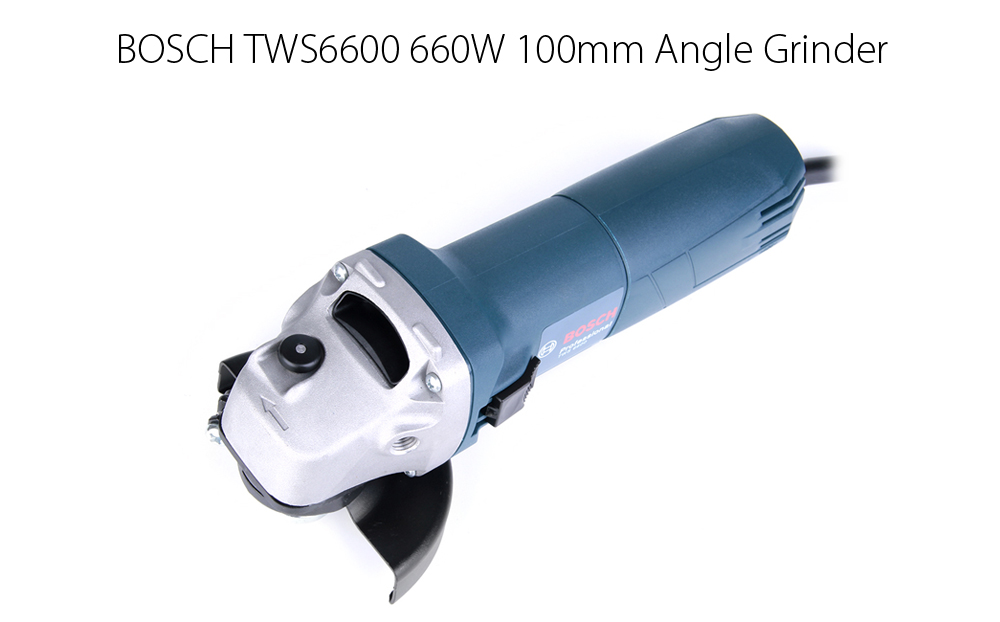 BOSCH TWS6600 11000 RPM Angle Grinder 660W Electric Tool - $64.41 ...
