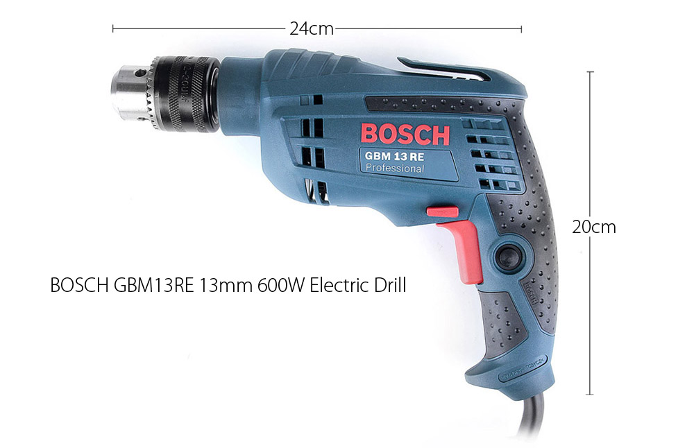 bosch gbm13re adjustable speed electric drill 109 76 free rh gearbest com Bosch Tools Bosch Tool Company