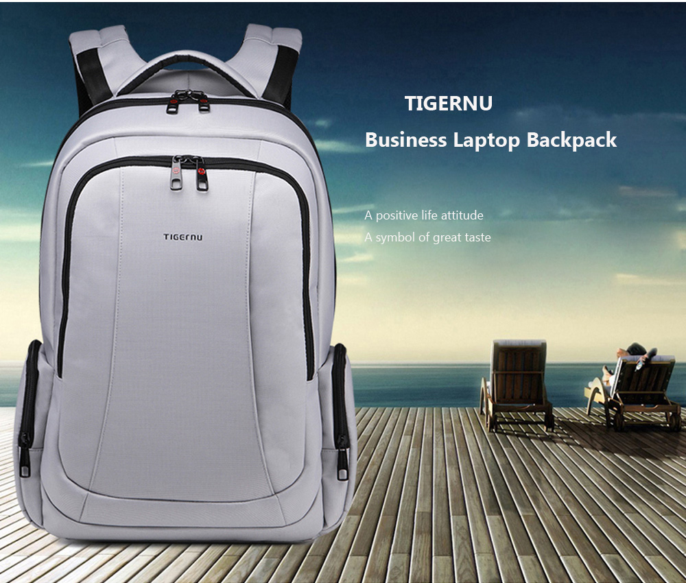 48d233167f2 TIGERNU T - B3143 - 01 15.6 inch Professional Business Laptop Backpack for  Outdoor Travel-