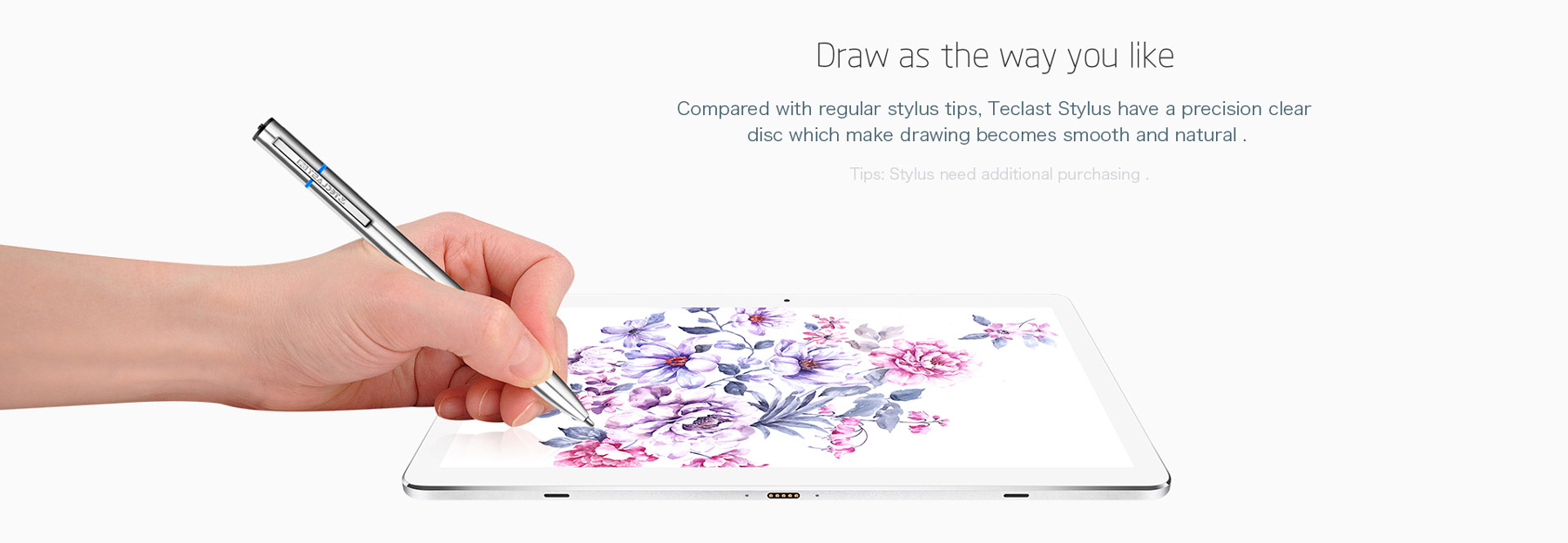 Teclast Tbook 16 Pro 2 in 1 Tablet PC Windows 10 + Android 5.1 11.6 inch IPS Screen Intel Cherry Trail X5 Z8300 64bit Quad Core 1.44GHz 4GB RAM 64GB ROM Camera OTG