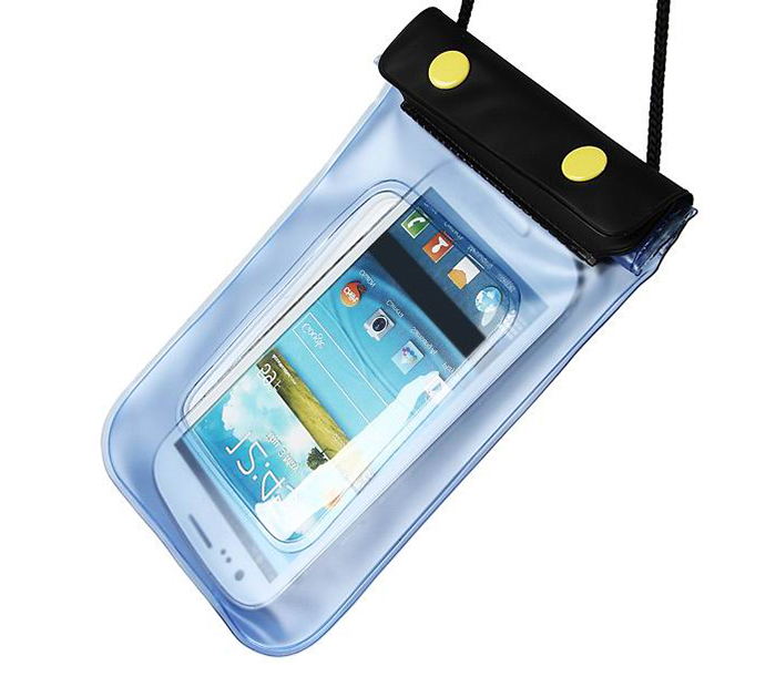 Smart Design PVC & ABS Material Waterproof Deepness Waterproof Pouch Case for iPhone 6 5 5S 5C 4 4S , Mobile Phones , MP3 , MP4 , ect