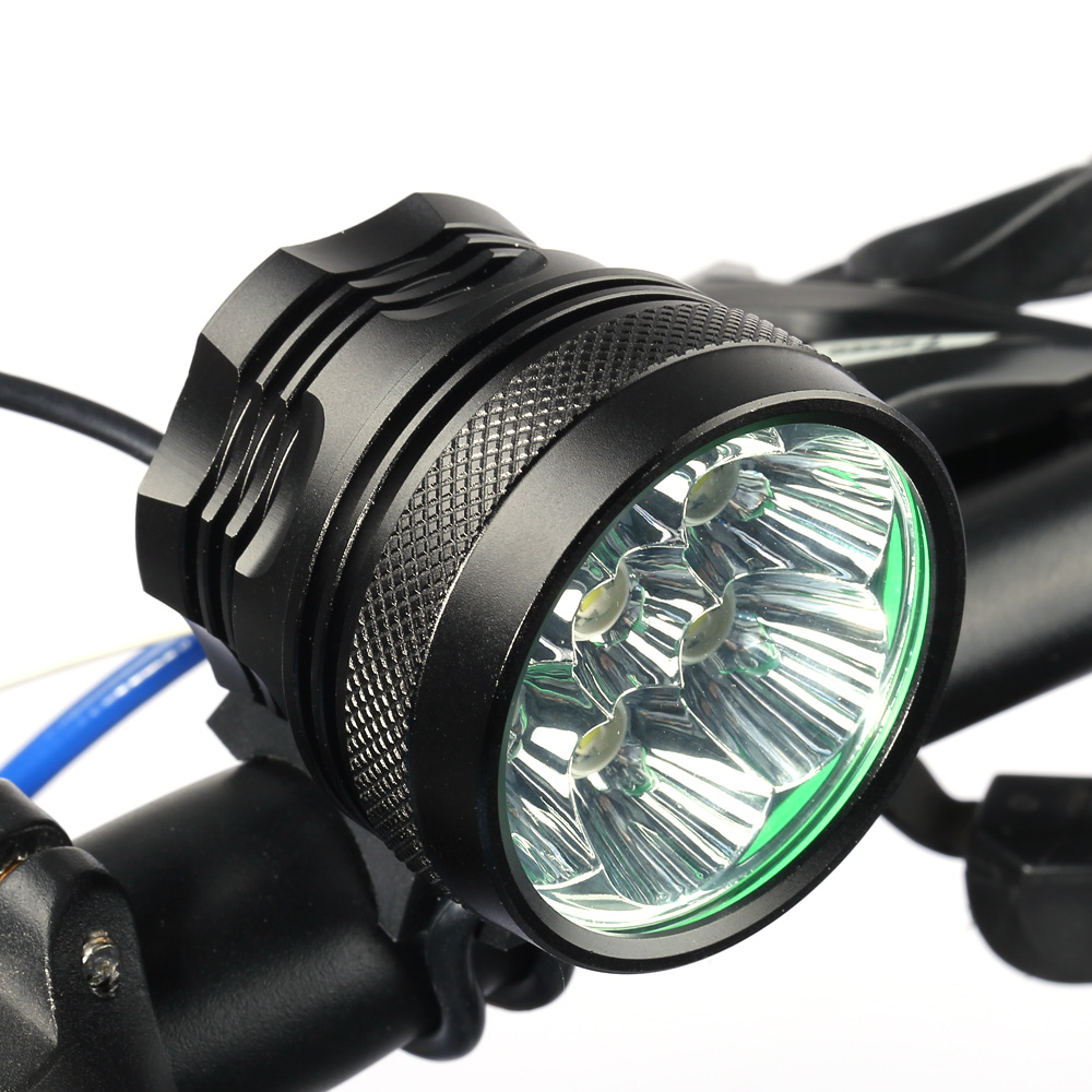 Marsing Ms 07 6000lm Cree Xml T6 7 Led Bicycle Light Set 19 99
