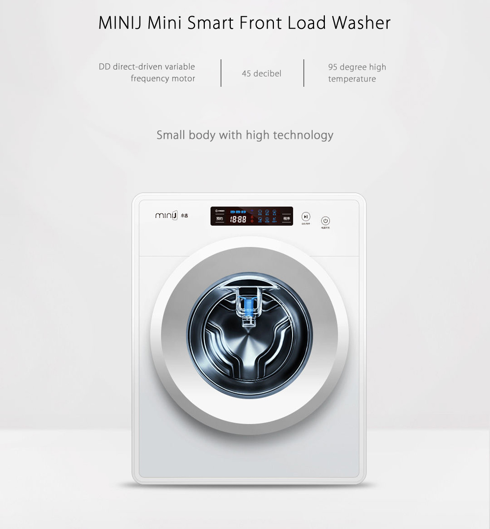 Mini Clothes Washer Mini Front Load Washer 0 Online Shopping Gearbestcom