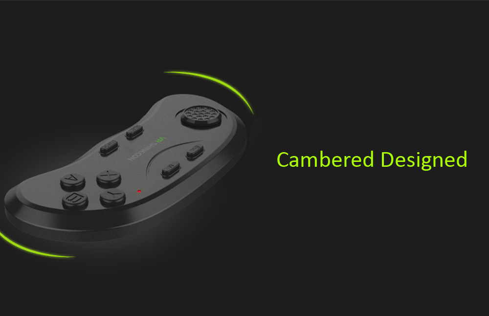 VR SHINECON Bluetooth Wireless Gamepad Remote Controller