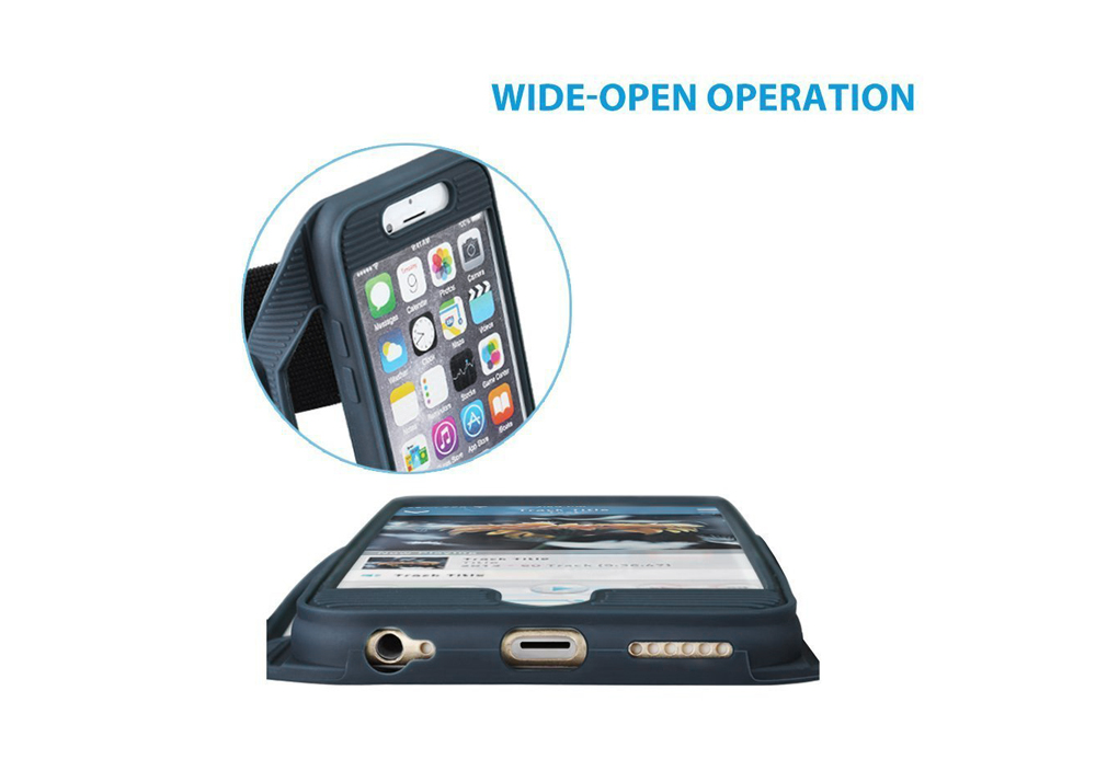 Mpow Fitness Sweatproof Sports Armband Case for iPhone 6 / 6S