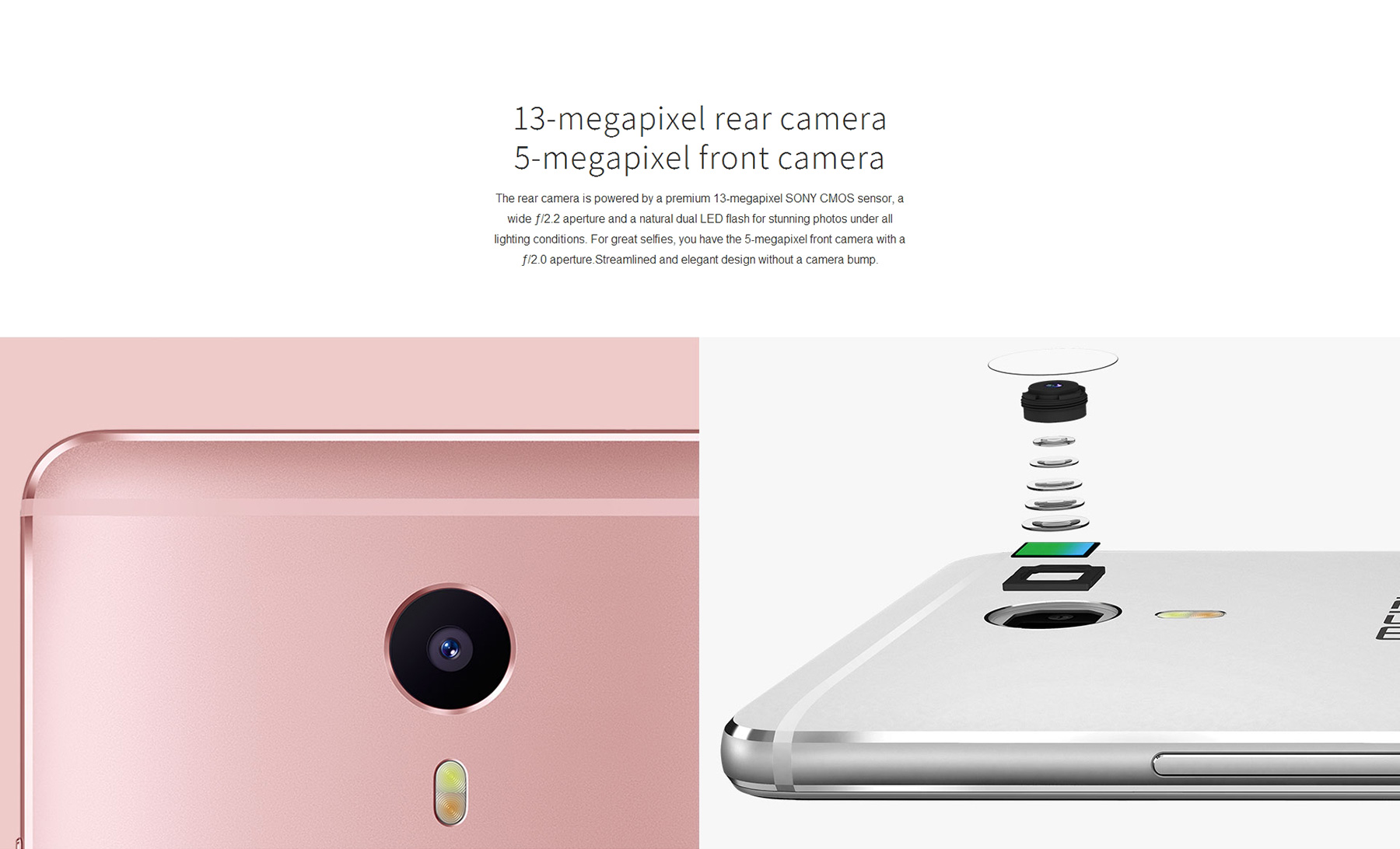 Meizu M3 Max Android 6.0 6.0 inch 4G Phablet Helio P10 Octa Core 1.8GHz 3GB RAM 64GB ROM Fingerprint Scanner 13.0MP Rear Camera GPS