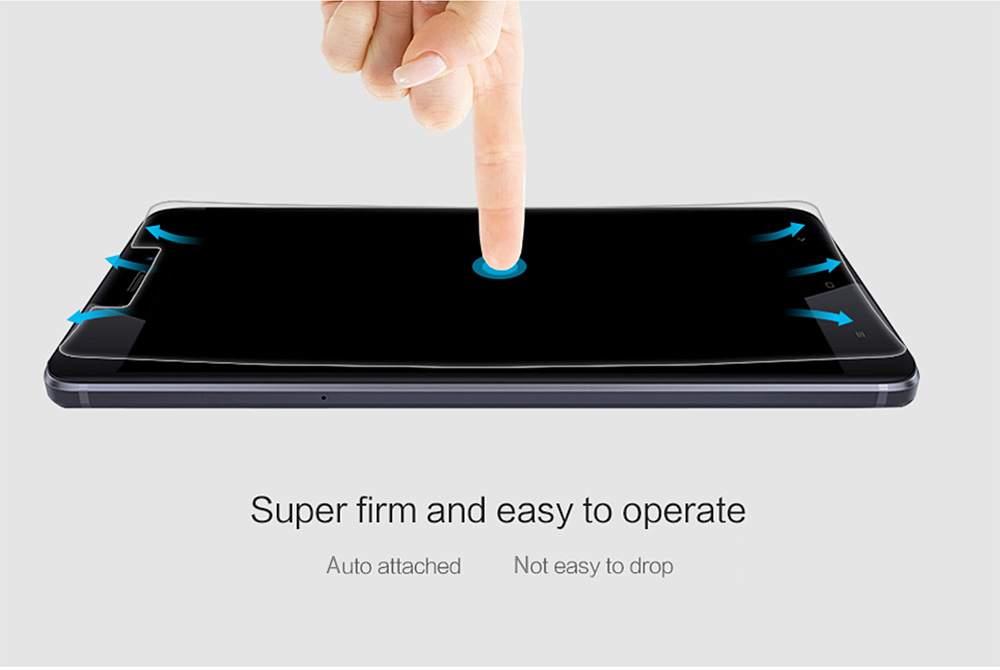Nillkin Tempered Glass Screen Protective Film for Xiaomi Redmi Note 4 Ultra-thin 0.2mm