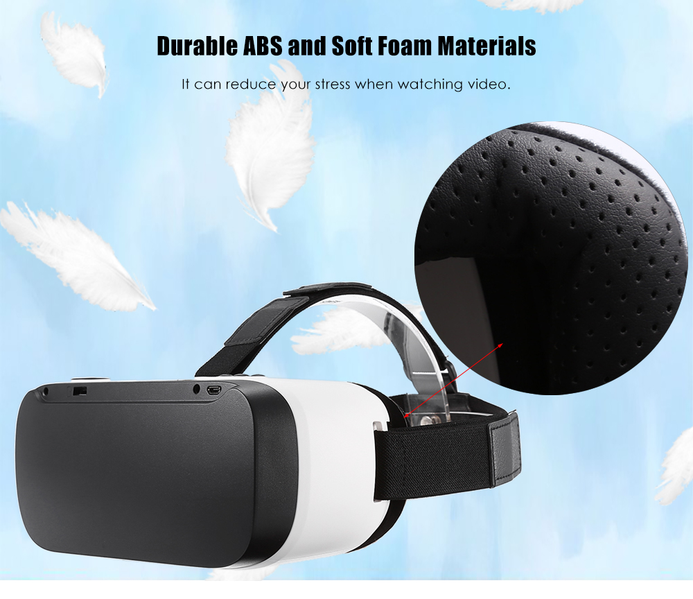 S600 5.5 inch 1080P All-in-one VR 3D Headset with IPD Adjustment