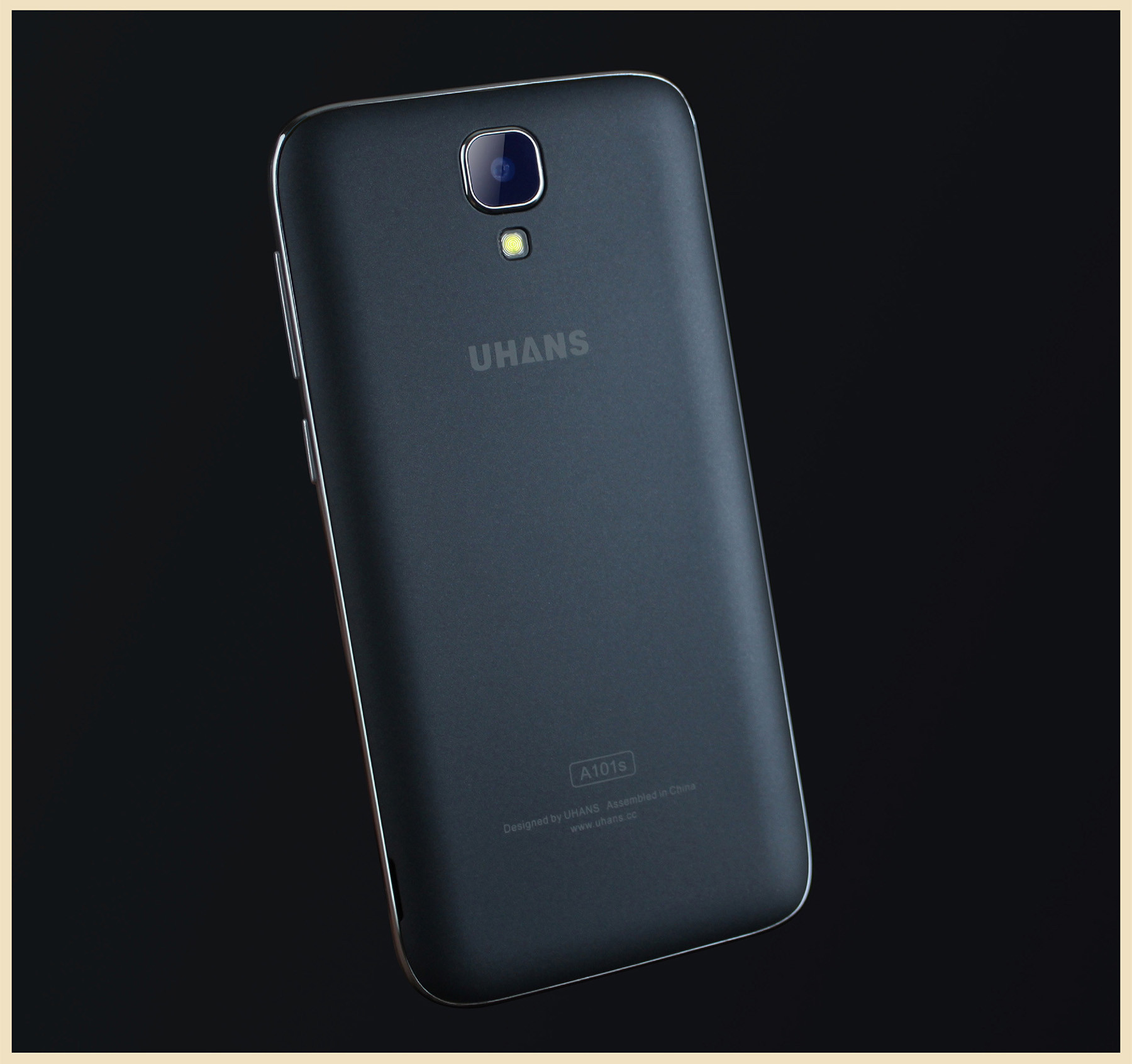 UHANS A101S Android 6.0 5.0 inch 3G Smartphone MTK6580 Quad Core 1.3GHz 2GB RAM 16GB ROM OTA Proximity Sensor Bluetooth 4.0