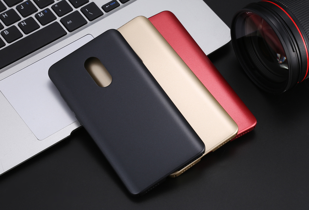 PC Hard Back Cover Case for Xiaomi Redmi Note 4 Lightweight Mobile Shell Protector
