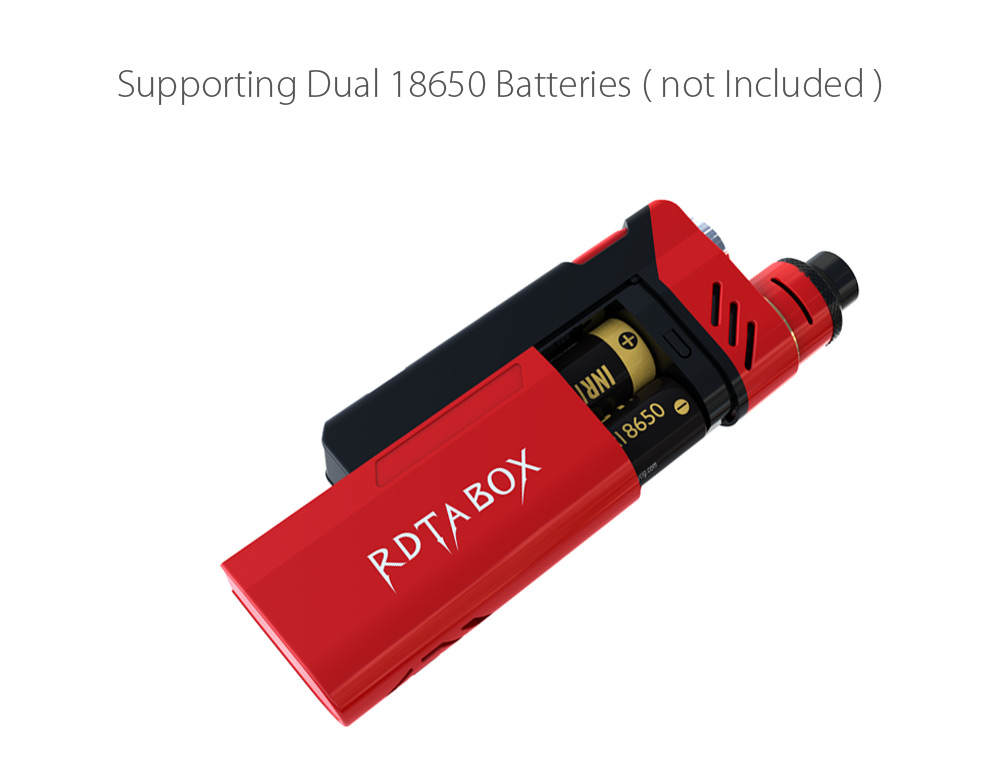 Kit originale IJOY RDTA BOX Mod