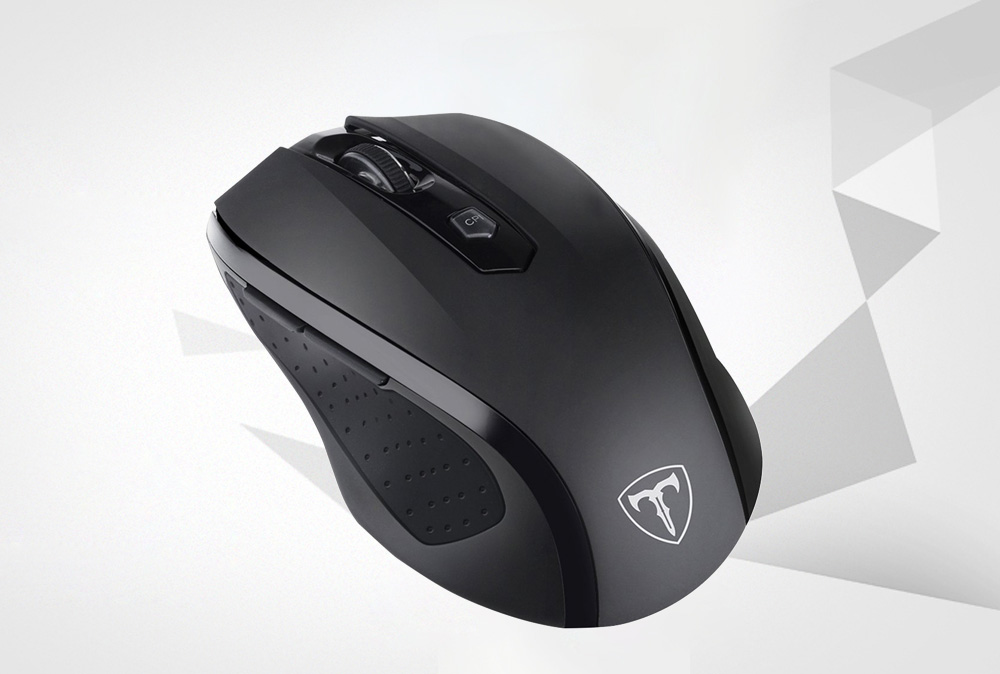 Image result for VicTsing D-09 Wireless Optical Mouse