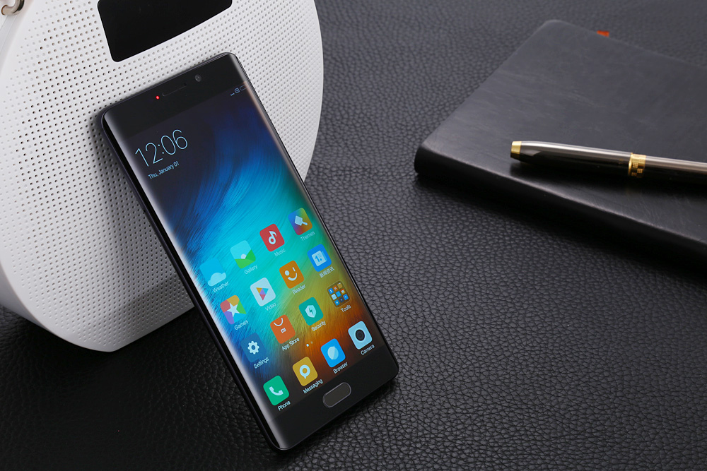 xiaomi mi note 2 5 7 inch arc screen 4g phablet miui 8 or above snapdragon 821