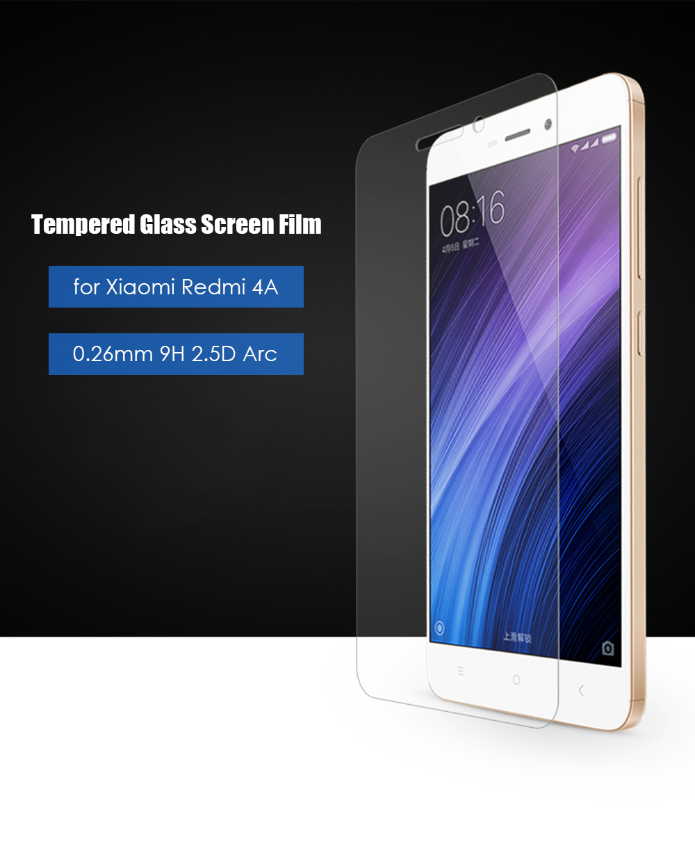 Luanke Tempered Glass Protective Film For Xiaomi Redmi 4a 662 Rakkipanda Screen Protector Mi4i Package Contents 1 X Dust Remover Wet Wipes Dry