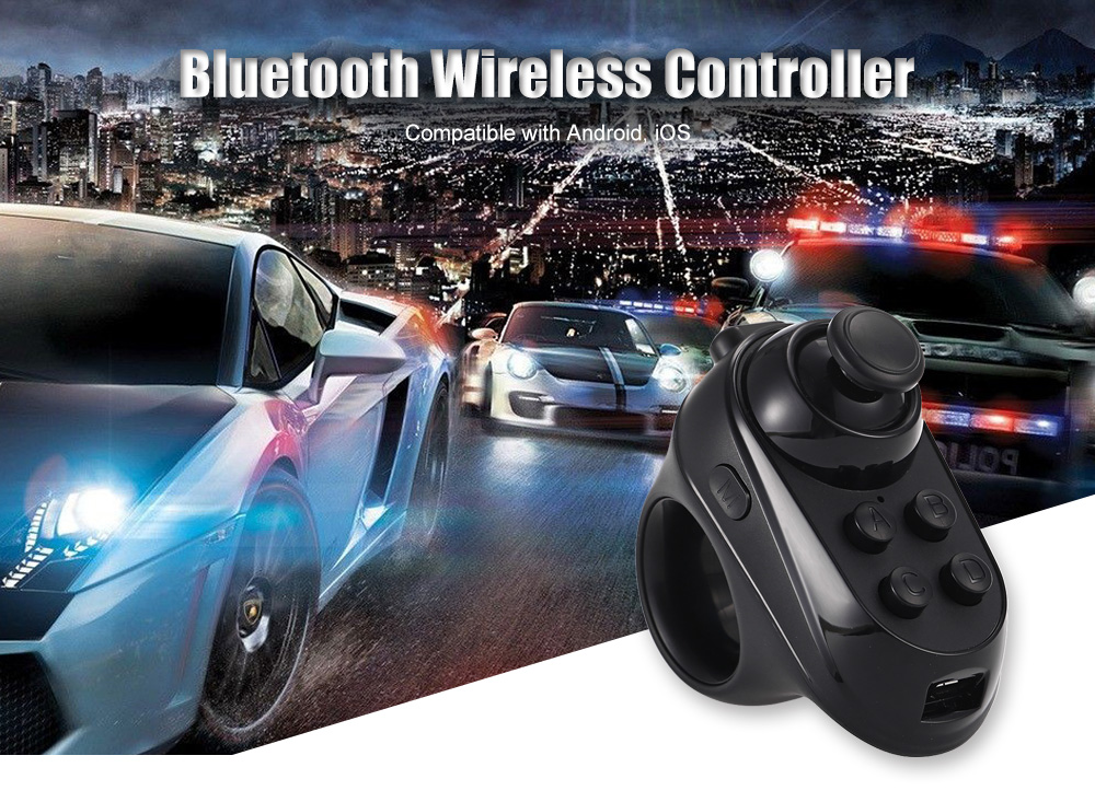 Strong Compatibility Rechargeable Ring Wireless Bluetooth Game Controller