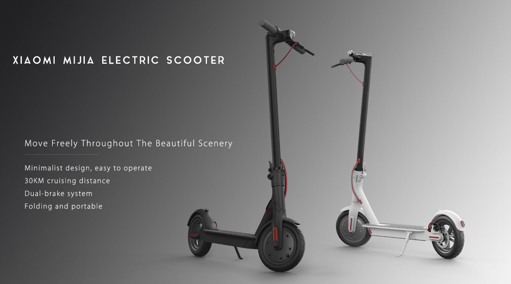 Original Xiaomi M365 Folding Electric Scooter 429 99 Free
