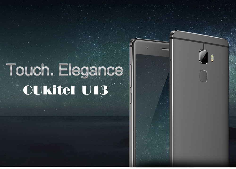 OUKITEL U13 Smartphone Special New year sale For just $119 Specifications and details 6