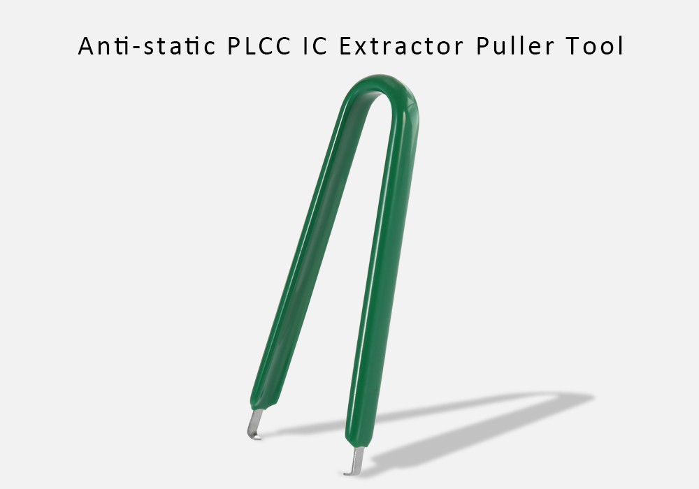Anti-Static Motherboard Circuit Board PLCC IC Extractor Puller Tool