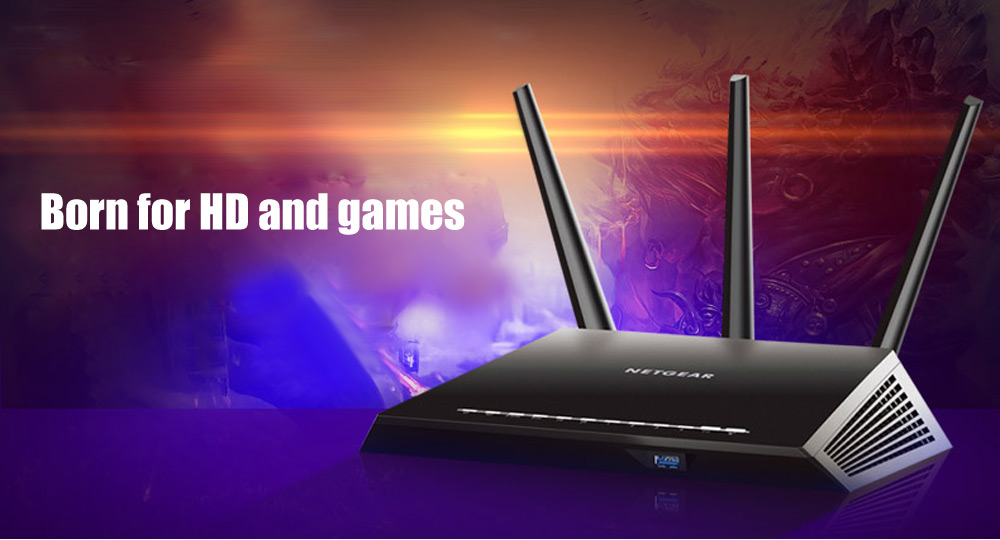 NETGEAR R7000 Wireless AC 1900Mbps Gigabit Router