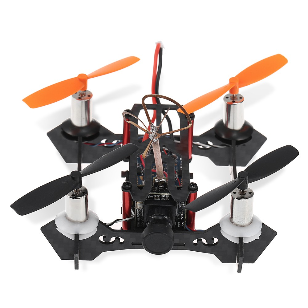 JJRC JJPRO - T2 85mm FPV Racing Drone ARF 5.8G 40CH 800TVL / Naze32 Brushed FC / MD8520 Motors