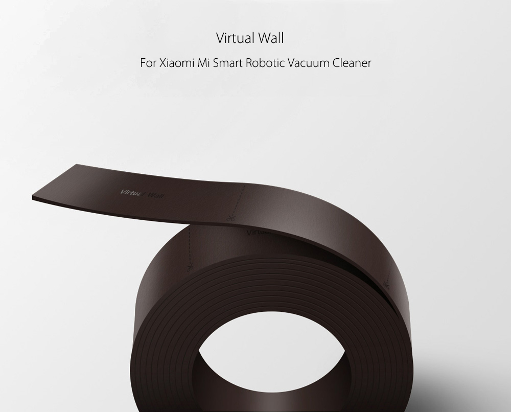 Mi Invisible Wall For Xiaomi 1749 Free Shipping Magnetic Strip Wiring Diagram Sweeper Accessories Tan