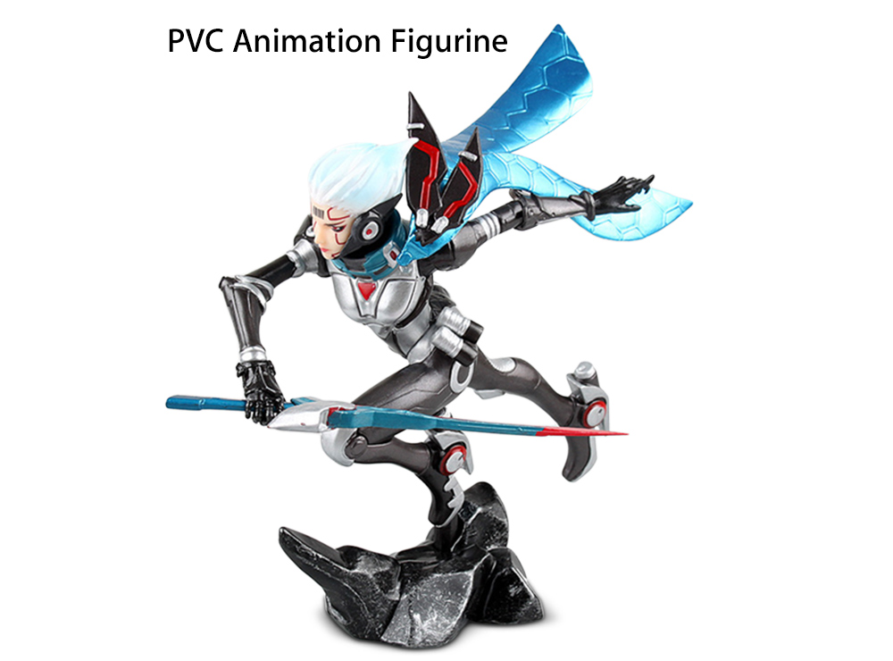 BEILEXING PVC Figure Model Online Video Game Collectible Figurine Toy - 11.02 inch- Colormix