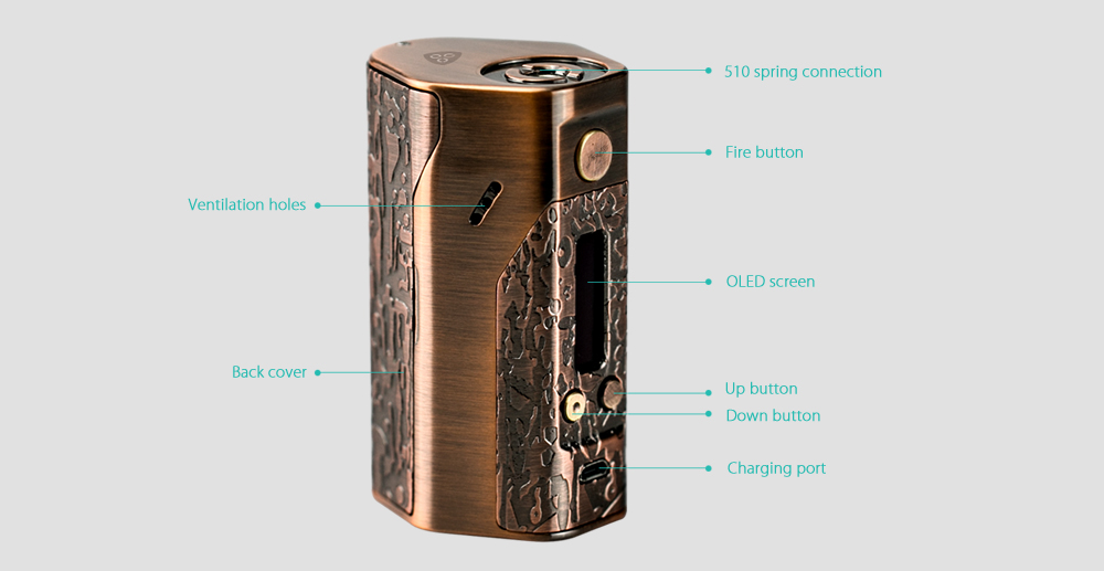 original wismec reuleaux dna 200 chip 200w tc box mod 137 89 free