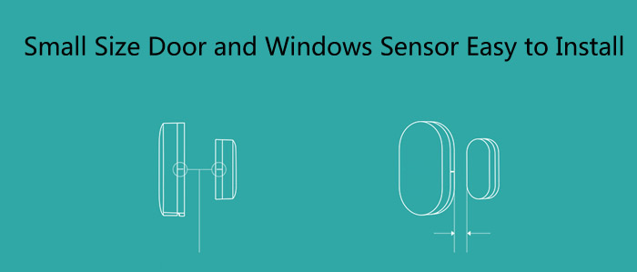 Xiaomi Smart Door and Windows Sensor design