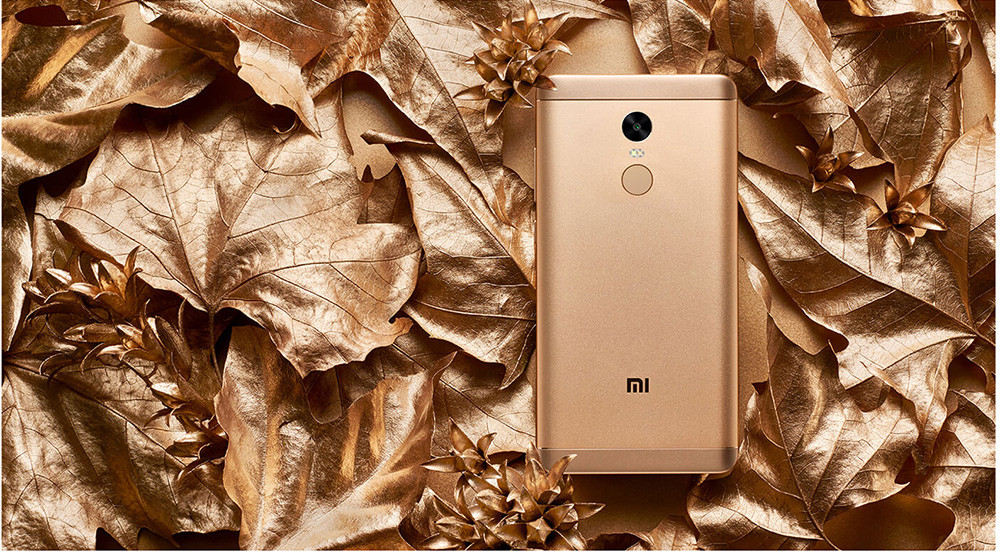 Xiaomi Redmi Note 4X 4G Phablet Android 6.0 5.5 inch Helio X20 Deca Core 2.1GHz Fingerprint Scanner 5.0MP + 13.0MP Cameras