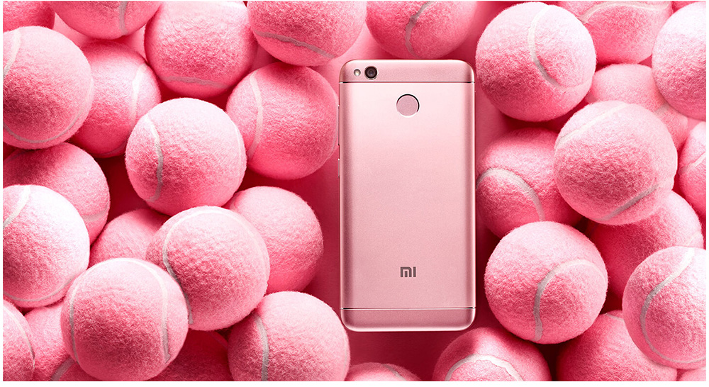 Xiaomi Redmi 4X 4G Smartphone 5.0 inch MIUI 8 Snapdragon 435 Octa Core 1.4GHz 13.0MP Rear Camera Fingerprint Scanner 4100mAh Battery Xiaomi Redmi 4X in curand cu 4GB RAM, 64 ROM si pret bun