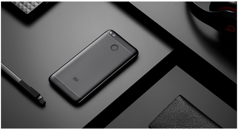 Xiaomi Redmi 4X 4G Smartphone 5.0 inch MIUI 8 Snapdragon 435 Octa Core 1.4GHz 13.0MP Rear Camera Fingerprint Scanner 4100mAh Battery