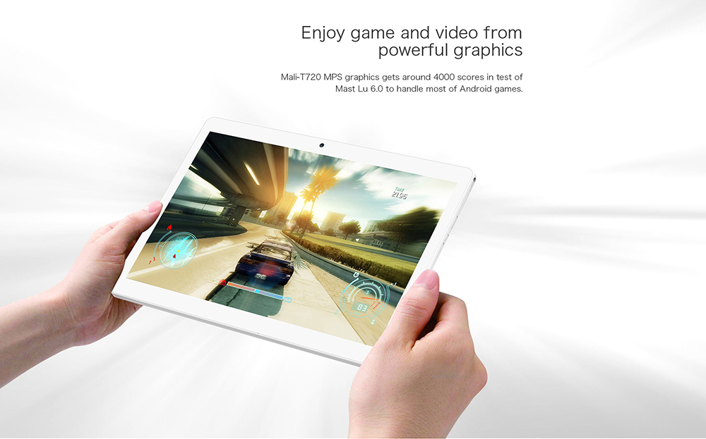 Teclast 98 Octa Core Dual 4G Phablet Android 6.0 10.1 inch MTK6753 1.5GHz 2GB RAM 32GB ROM OTG Cameras
