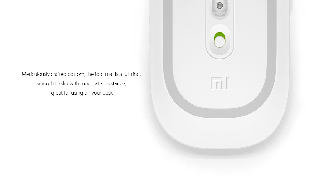 Xiaomi WSB01TM 1200DPI 2.4GHz Wireless Mouse