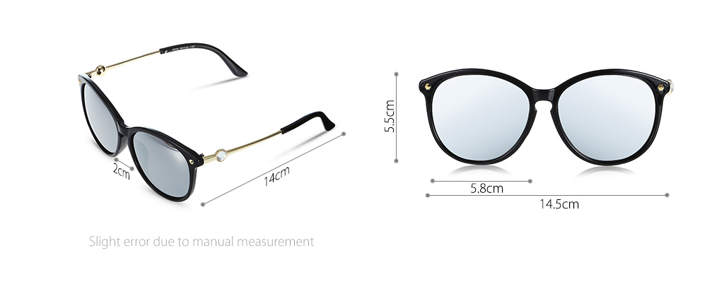 NANKA Anti-UV High-definition Polarized Sunglasses